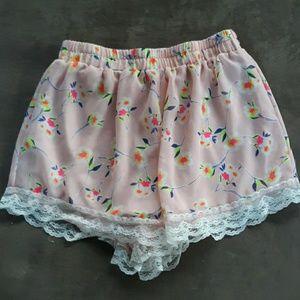 Lush shorts